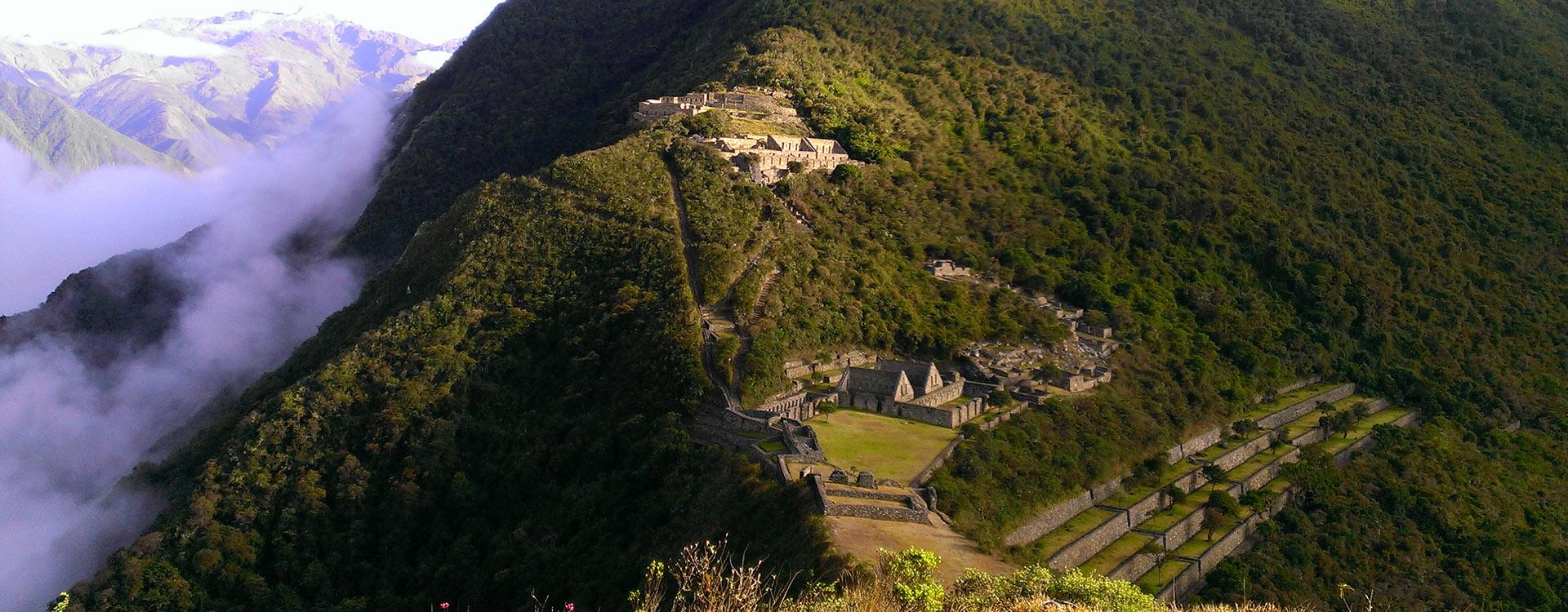 Choquequirao & Machu Picchu 10 Dage