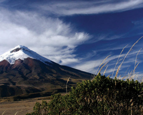 Trekking The Ecuador Avenue of Volcanoes 8 days