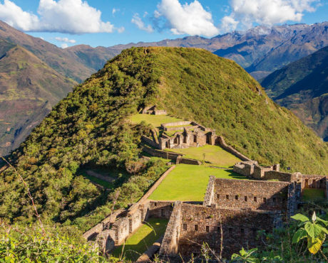 Choquequirao Trek – 4 days