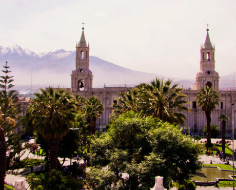 Arequipa Stadstour – Hele Dag