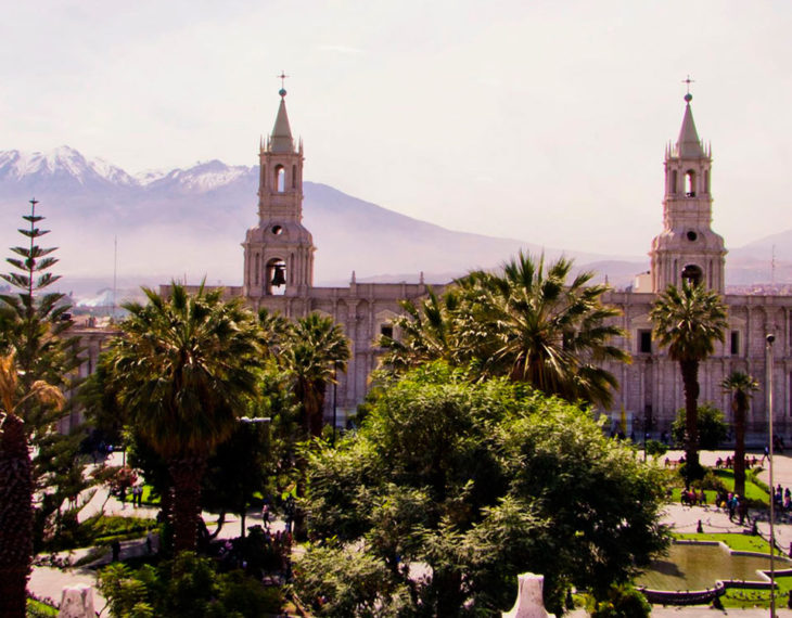 City Tour Arequipa – Full Day