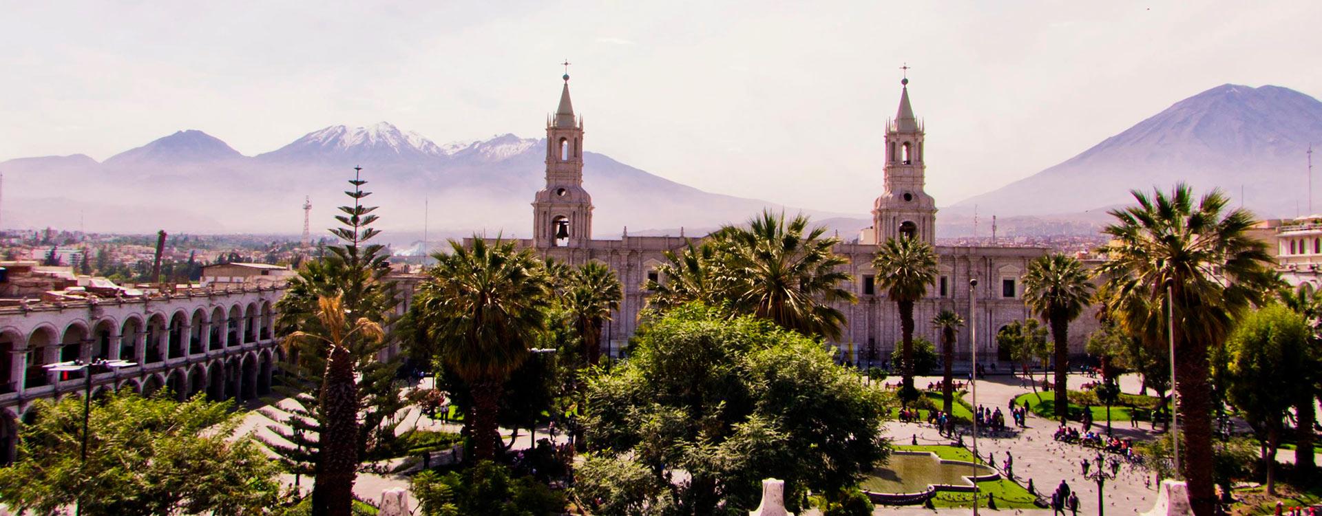 Arequipa Stadstour – Hele Dag
