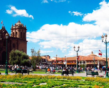 City Tour Cusco – Medio Día