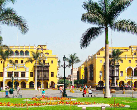 City Tour Lima – Ganzer Tag