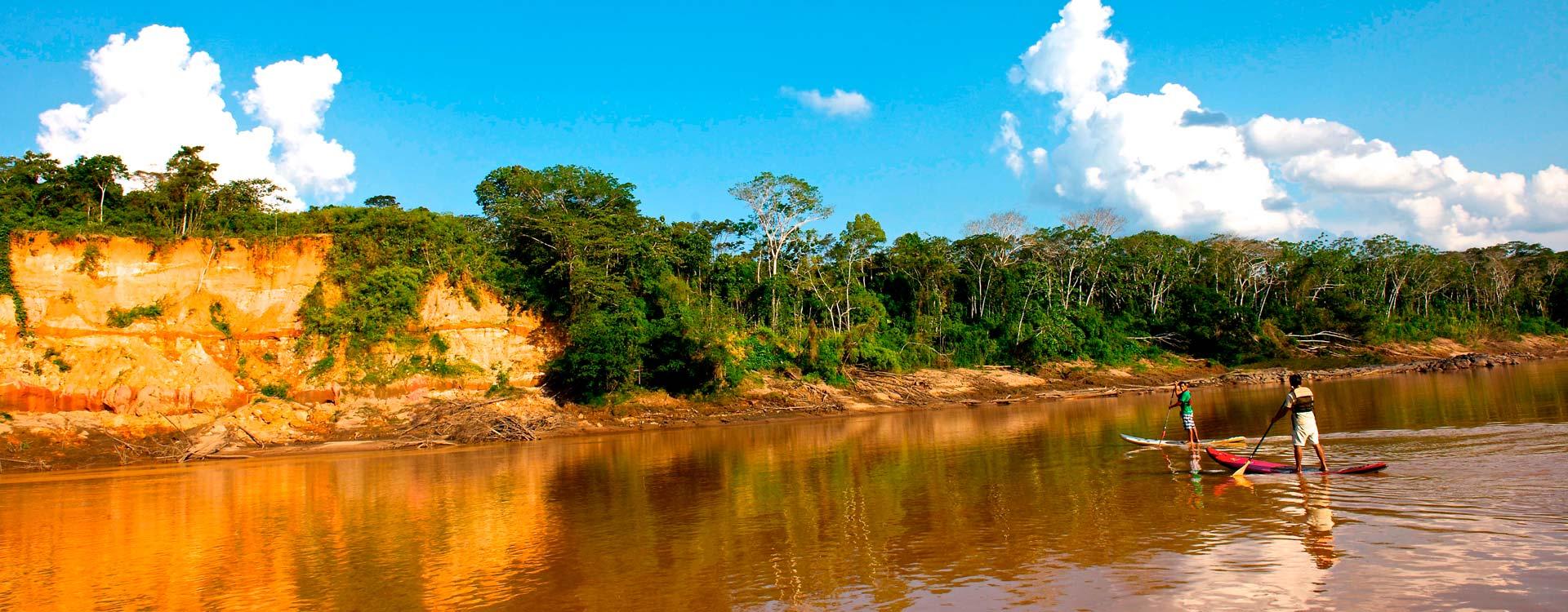 Tour Tambopata – 3 Dias