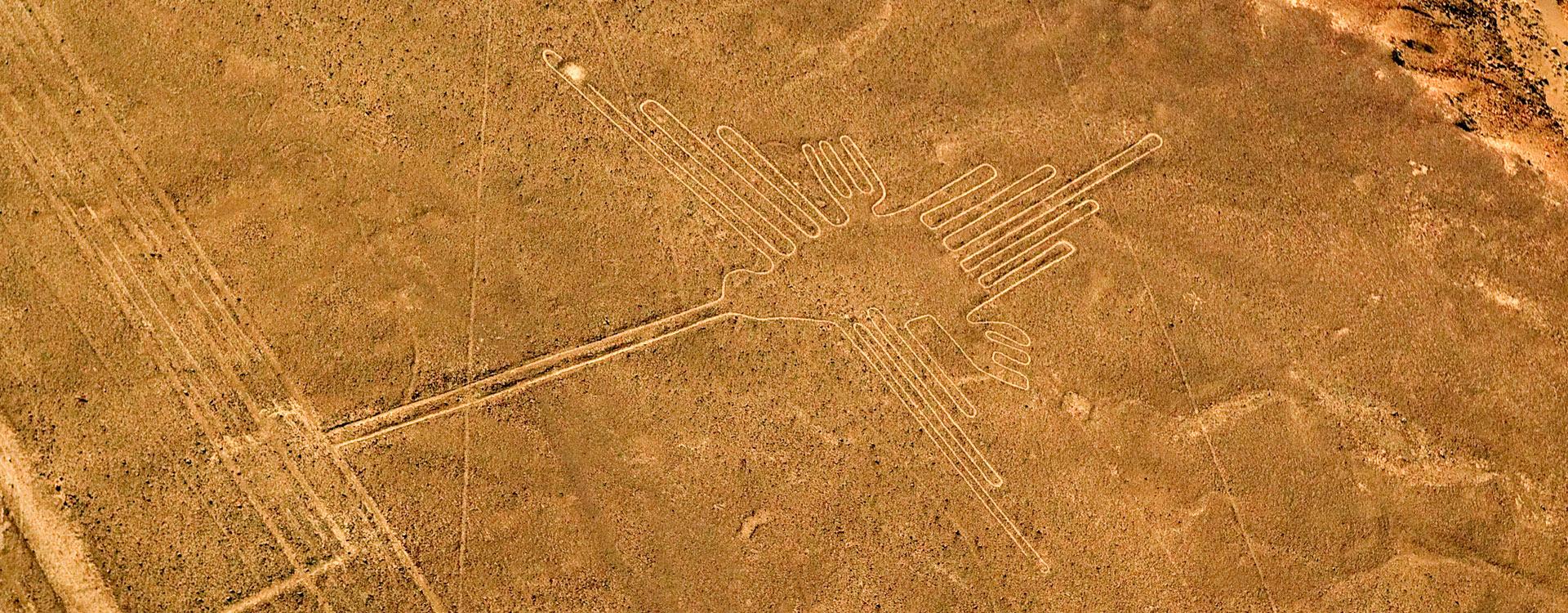 Lignes de Nazca 1 Jour